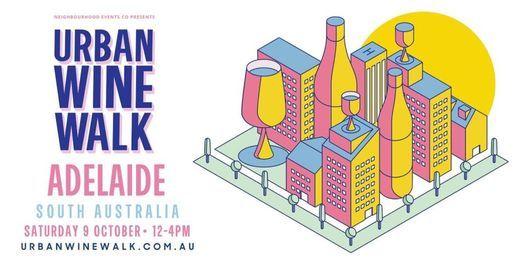 Urban Wine Walk - Adelaide East End (SA)