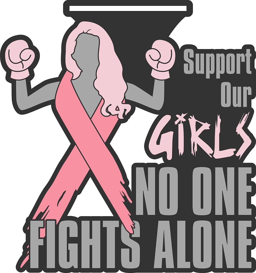 2021 Support Our Girls1M 5K 10K 13.1 26.2-Participate from Home. Save $5