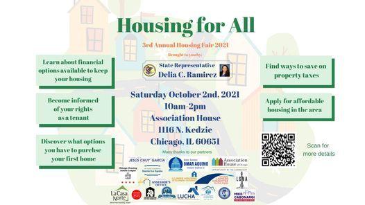 Housing For All: Housing Fair 2021