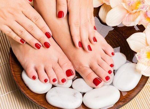 Crystal Nails Manicure-Pedicure & Gel Polish