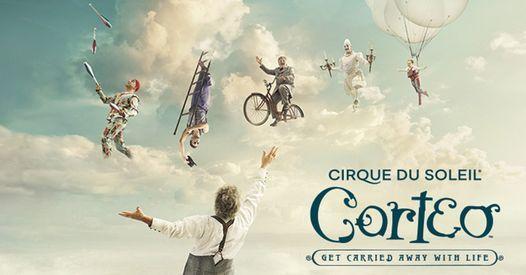Cirque Du Soleil: Corteo \/ Royal Arena \/ 13.-16. januar 2022