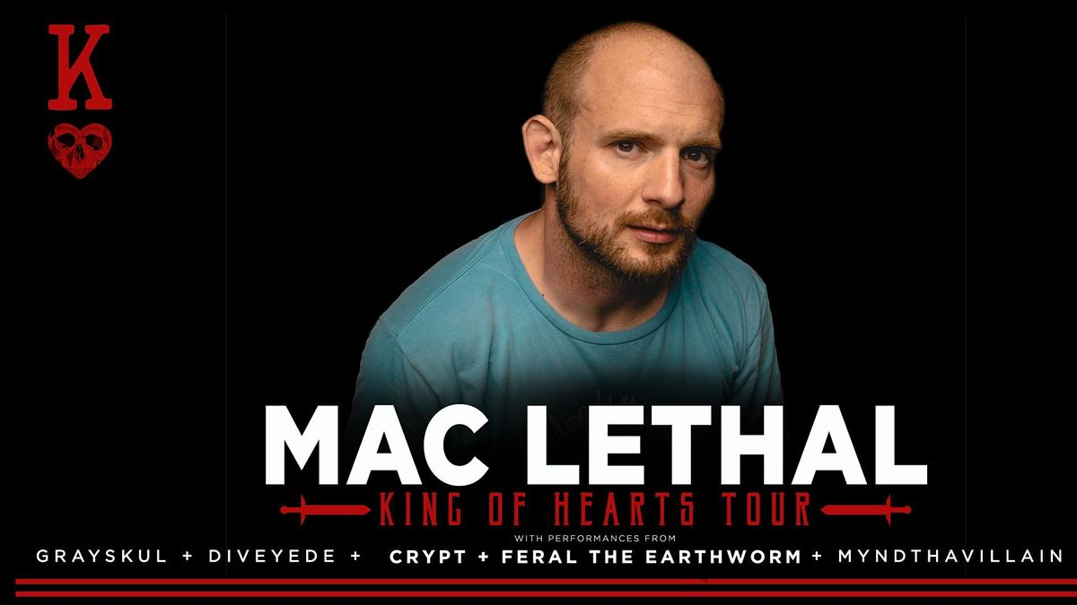 MAC LETHAL with special guests