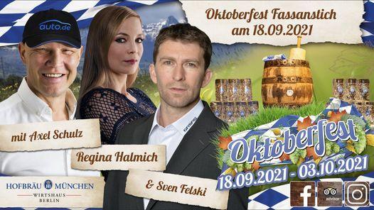 Oktoberfest Fassanstich