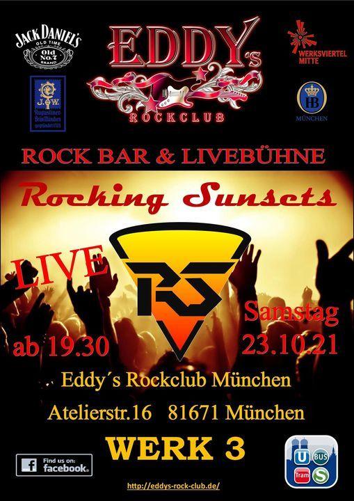 Rocking Sunsets LIVE