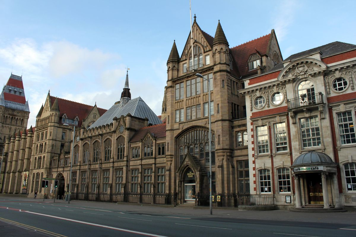 Manchester Museum's first  Multifaith Space Consultation session