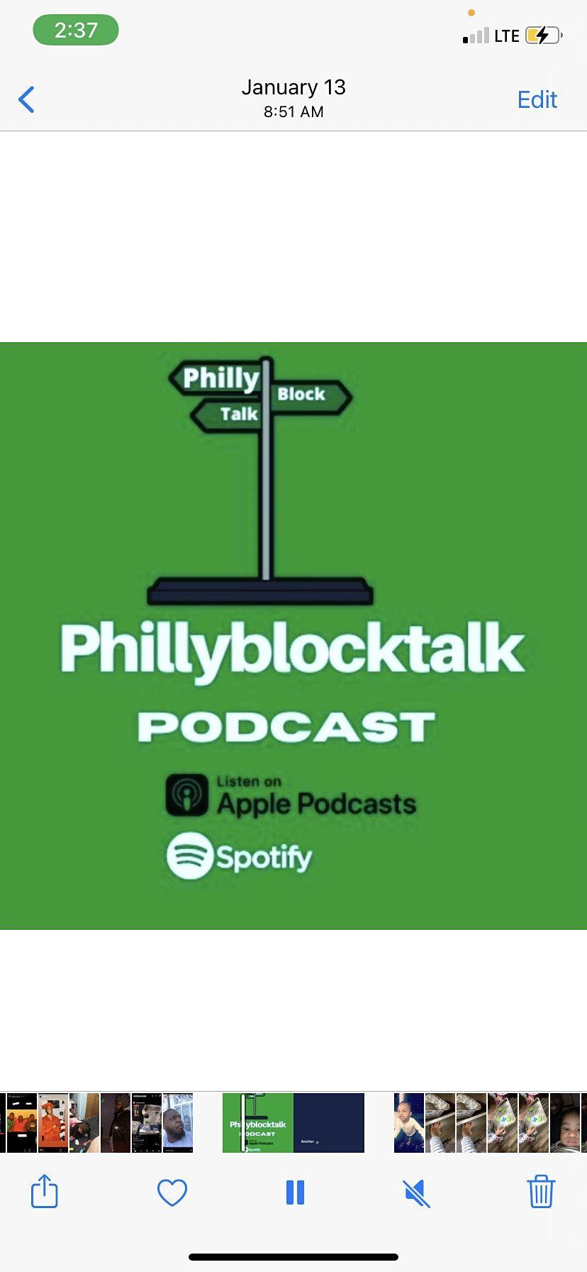 PhillyBlockTalk