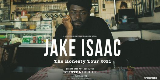 Jake Isaac at The Fleece, Bristol