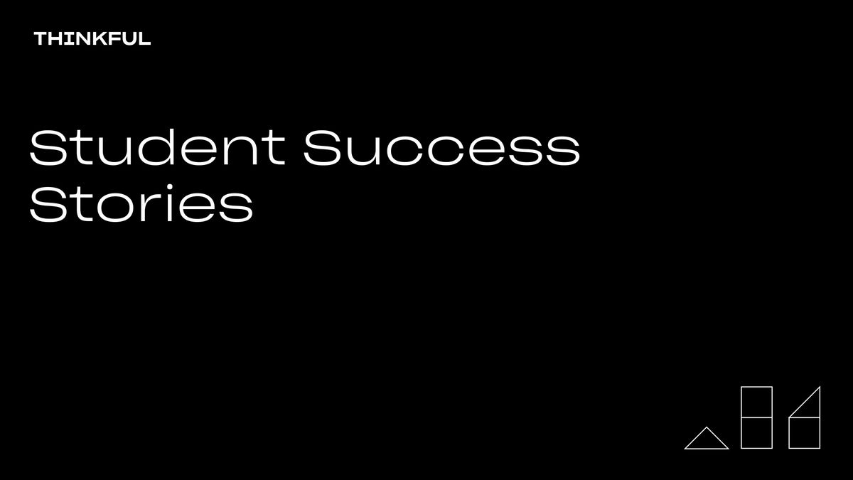 Thinkful Speaker Series    Student Success Story: Peter Correa