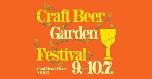 Craft Beer Garden Festival 2021