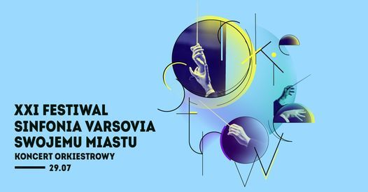 Klaudiusz Baran, Jakub Haufa, Sinfonia Varsovia