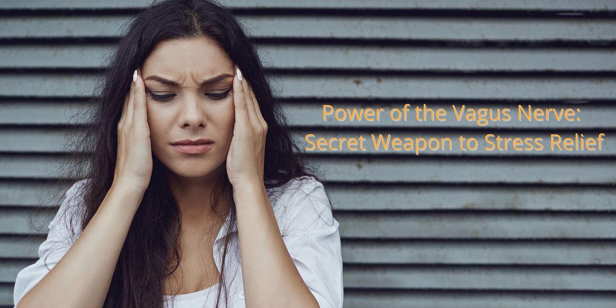 Power of Vagus Nerve: Secret Weapon Against Stress