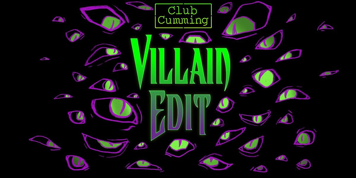 Villain Edit (with Chevy Lace)