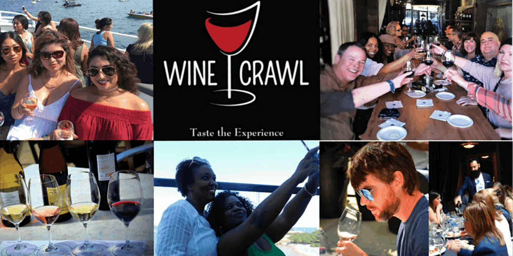 Get on the List For Wine Crawl Charlotte