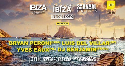 From Miami to Ibiza