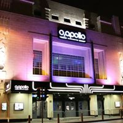 O2 Apollo Manchester