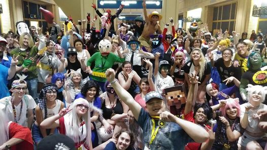 Party In The Halls at MetroCon