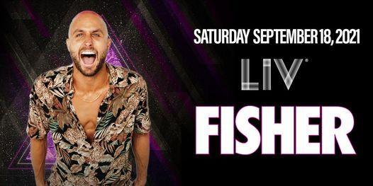FISHER - Sat. September 18th
