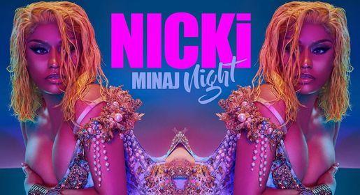 Nicki Minaj Night at 1720