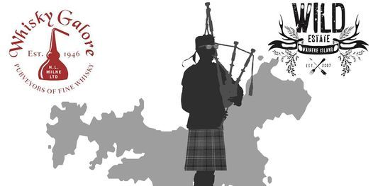 Whisky Galore\/Wild Estate Solo Piping Championship 2021