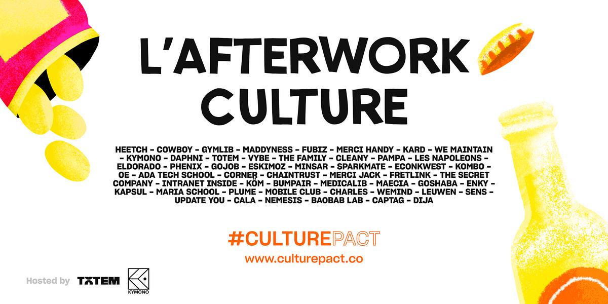 L'afterwork culture