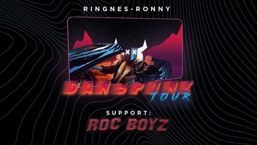Ringnes-Ronny Danspunk Tour 2022 \/ Vulkan Arena