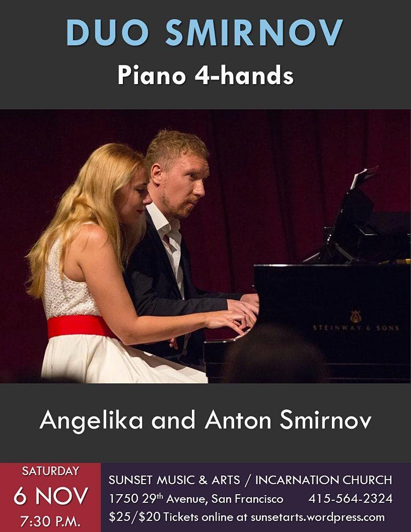 Duo-Smirnov, piano 4-hands