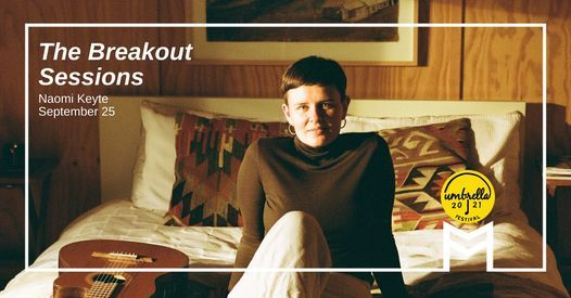 The Breakout Sessions: Naomi Keyte