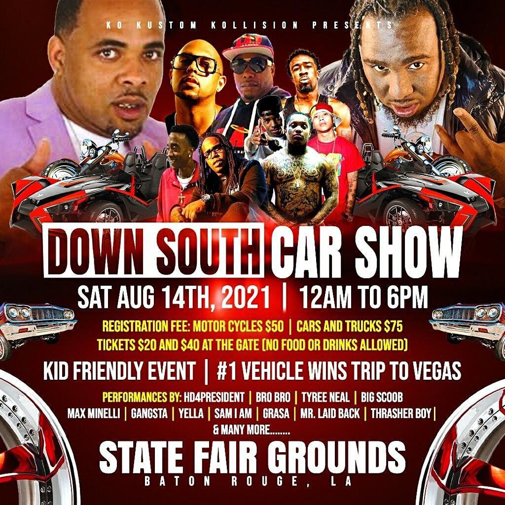 Down South Car Show