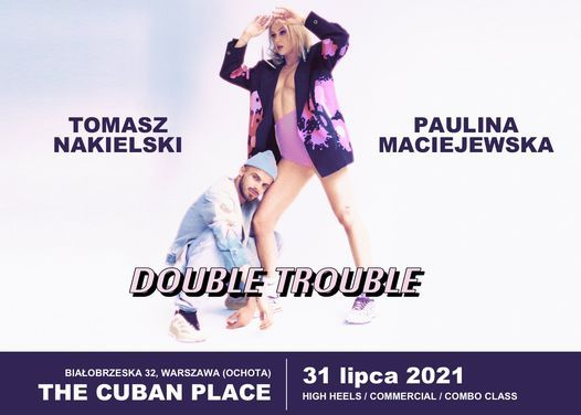 Double Trouble w The Cuban Place!