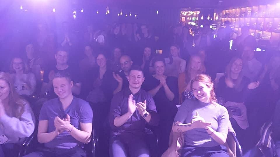 English Comedy Show with FREE SHOTS - New in Town 07.07.