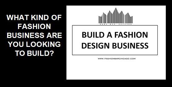 Build A Fashion Business (November 2021 Edition)
