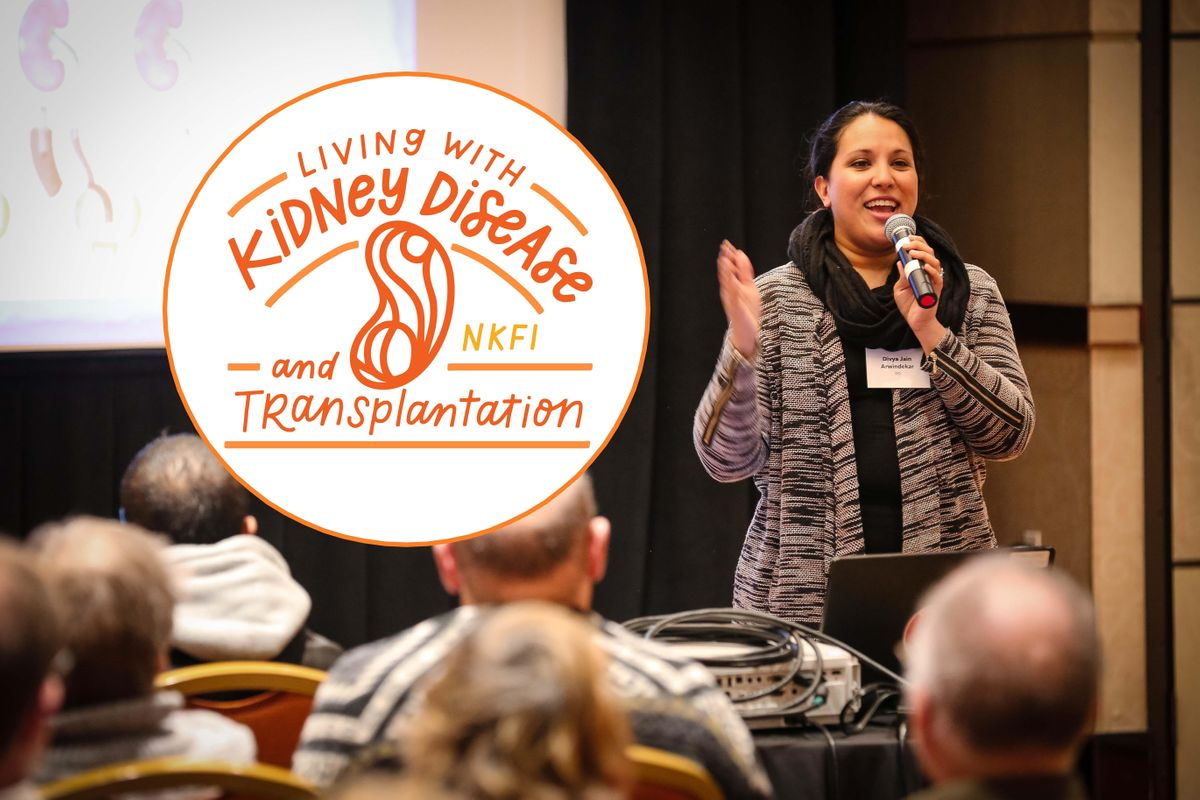 Fall 2021 Living with Kidney Disease and Transplantation - Chicago Central