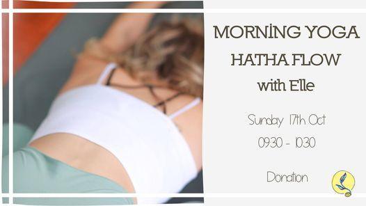 Morning Yoga - Hatha Flow with Elle