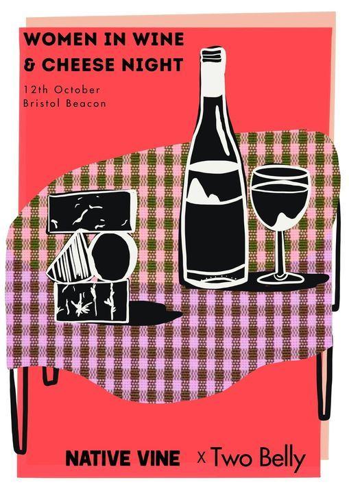 Women in Wine & Cheese Night