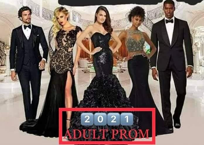 """2021 """"Forever Young"""" Prom Night. Celebrating 25 yrs of the 96\u2019 Sr Class!"""
