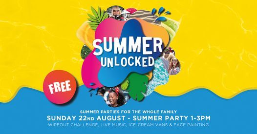Summer Party - 22nd August 2021