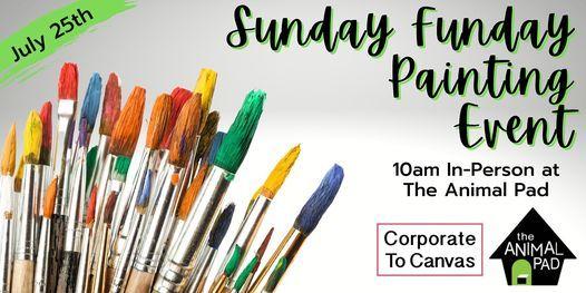Sunday Funday Painting Event