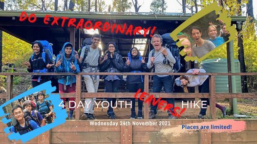 4 Day Youth Leavers Hike - Murray River