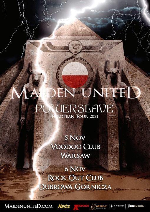 Maiden UniteD (acoustic Iron Maiden tibute band)