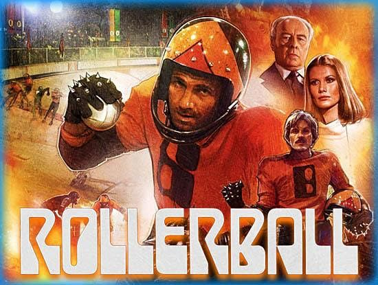 THE VAULT-ROLLERBALL