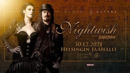 Nightwish, Helsingin J\u00e4\u00e4halli, 30.12.2021