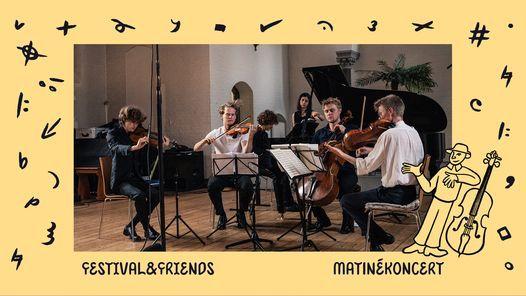 Festival & Friends : MATIN\u00c9KONCERT II