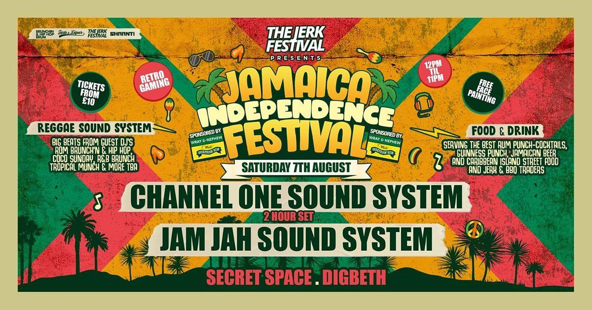 Jerk Festival - Jamaica Independance - Channel One Soundsytem