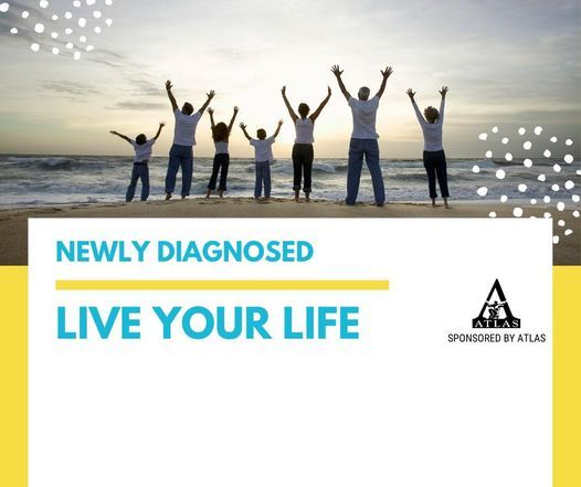 Live your life workshop - Newly Diagnosed