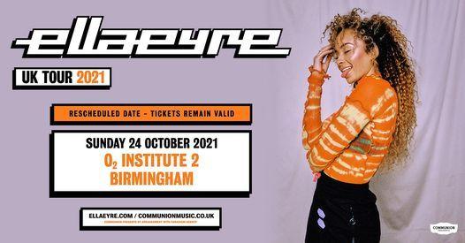 Ella Eyre - Live at O2 Institute Birmingham
