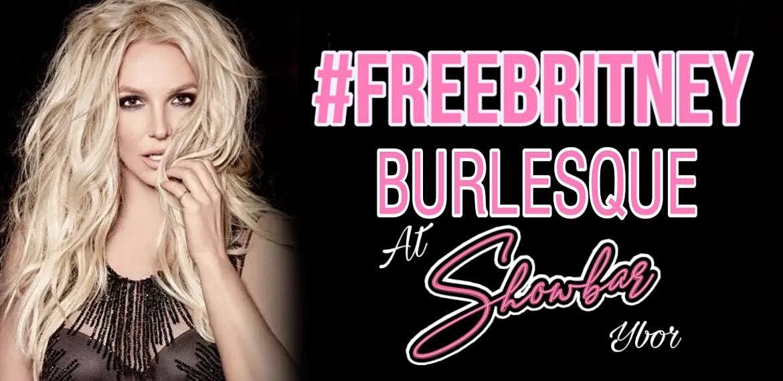 #FreeBritney Burlesque