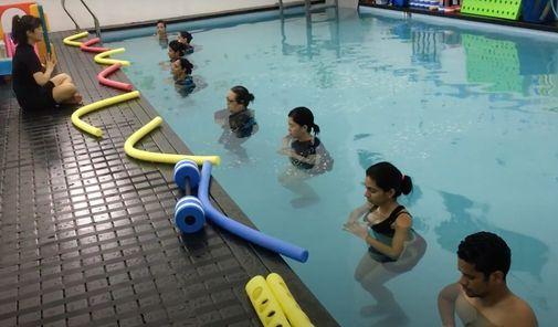 Aqua Yoga Teacher (Level 1) Training Program Singapore