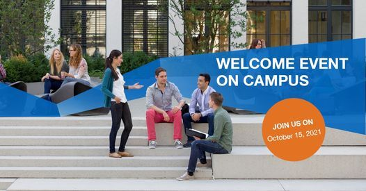 Welcome Event for Freshers on Campus