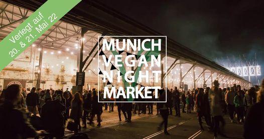Munich Vegan Streetfood Nightmarket 2021