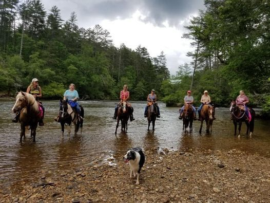 Don Carter State Park Trail Ride